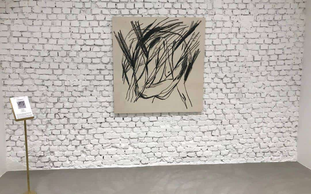 """""""THE WALL"""" Project N.2 – Exhibition with artist Alina Vergnano"""